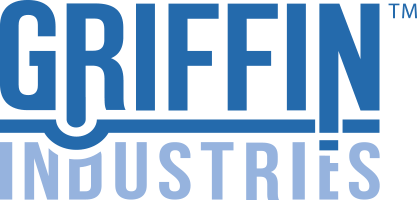 Griffin Industries Sticky Logo Retina